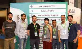 Equipo ICommunity Labs en los Open Awards 2019