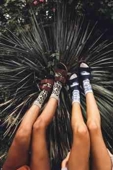 Calcetines para el verano