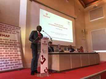 Clausura del Curso de Readaptación Profesional 2018-2019 de FREMAP