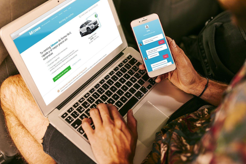 Idoneo.com lanza Idoia, el primer chatbot especializado en la compra de coches de renting online