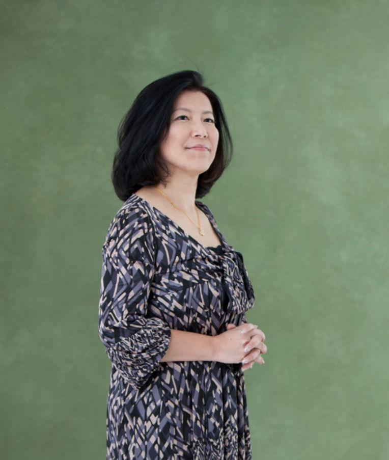 Foto de La compositora Yoko Shinomura