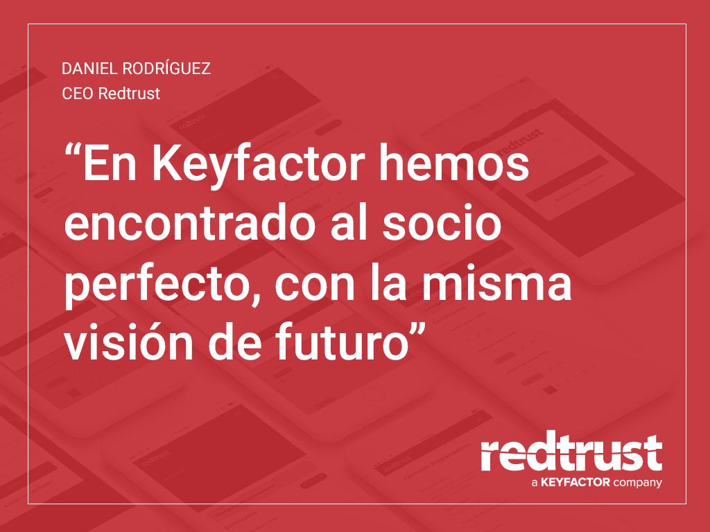 Foto de Keyfactor adquiere la empresa española de Identidad Digital