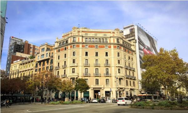 Foto de Edificio en el que se ubican las nuevas oficinas de First