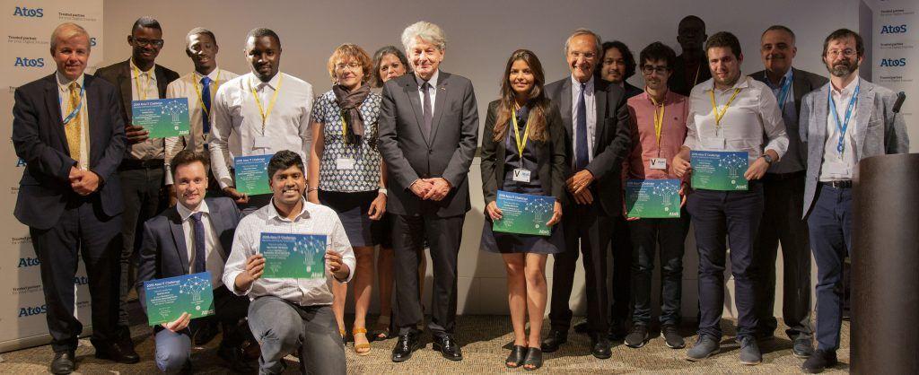 Foto de La Universidad de Cantabria gana el tercer premio del Atos IT