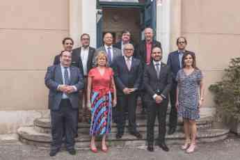 La Unión Profesional de Guadalajara arranca su andadura para trabajar por la ciudad y provincia