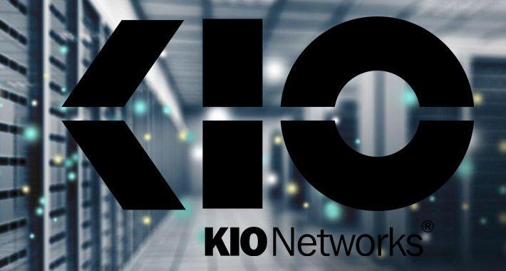 Fotografia Logo KIO