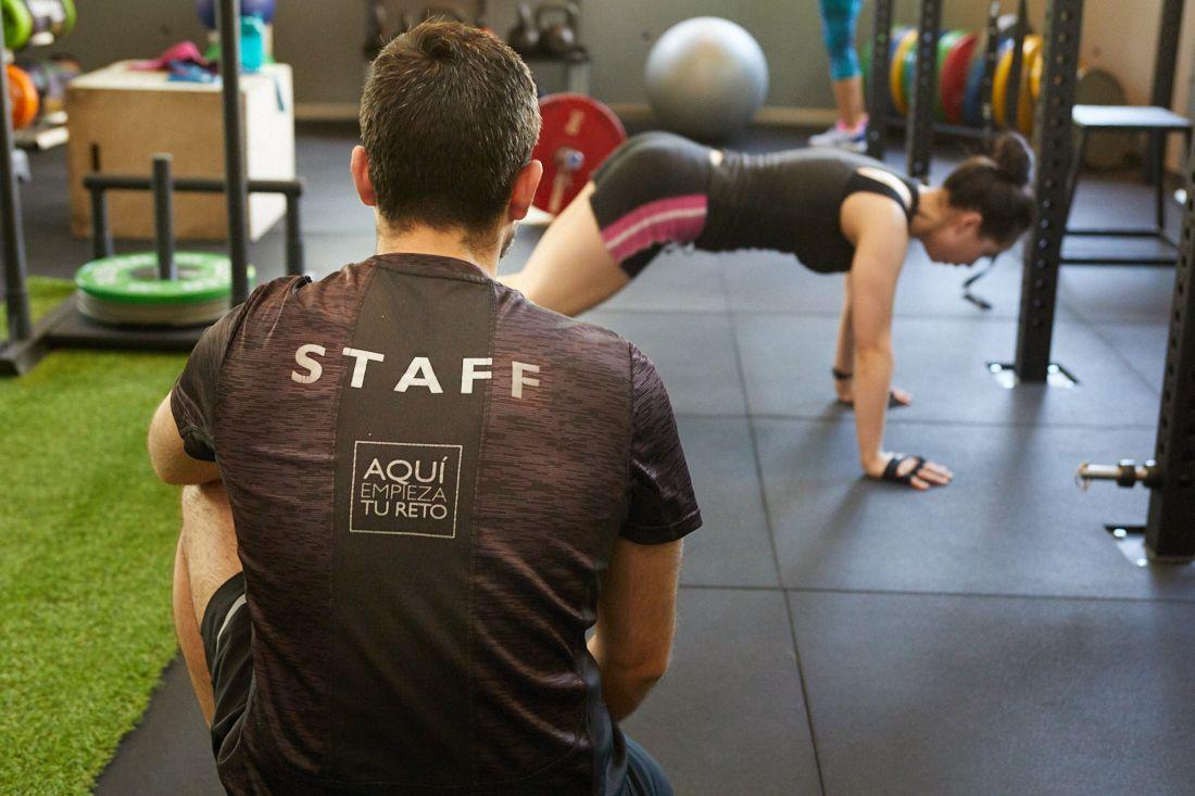Fotografia Revolución del fitness-O2 Centro Wellness Manuel Becerra