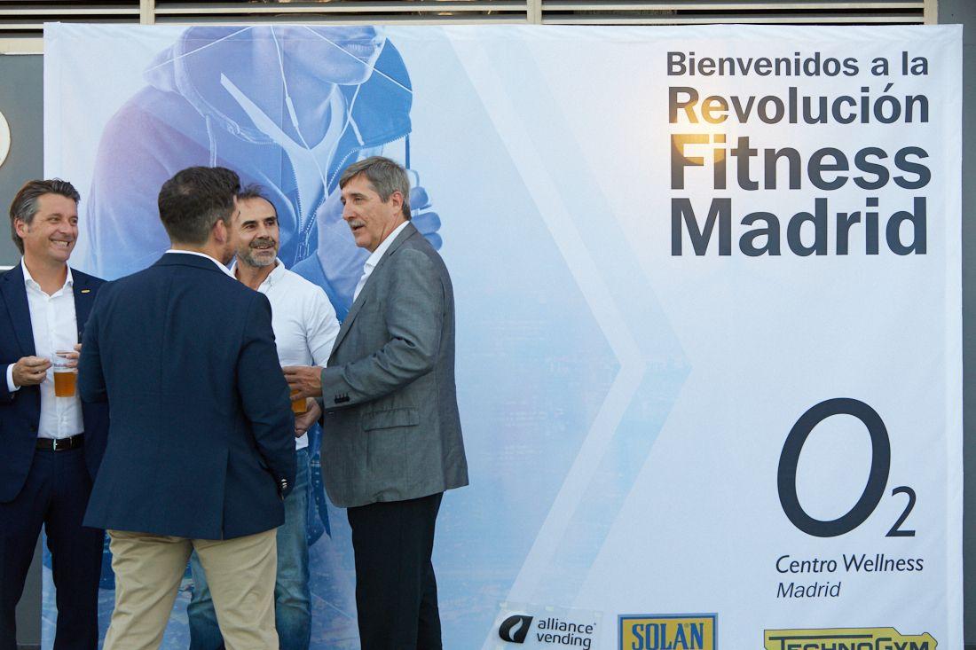 Fotografia La revolución del fitness - O2Centro Wellness Manuel