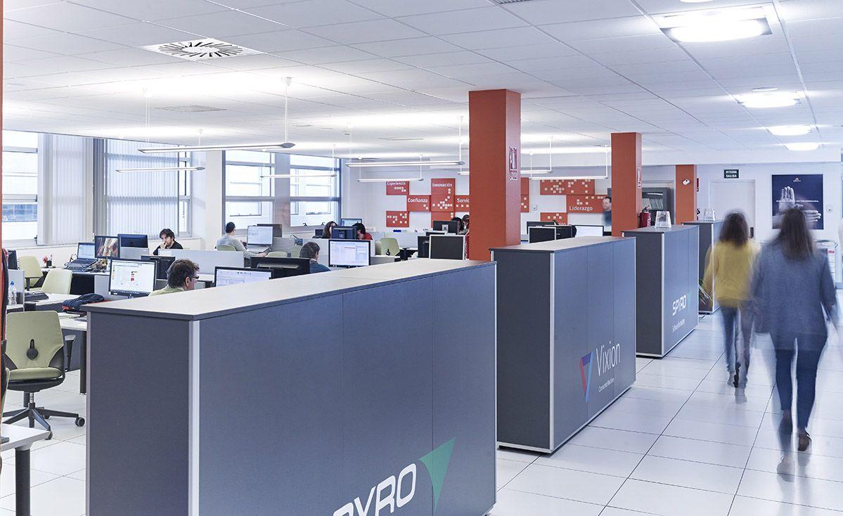 Foto de Sede central de SPYRO ubicada en el Parque Tecnológico de