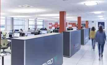 Sede central de SPYRO ubicada en el Parque Tecnológico de San Sebastián.