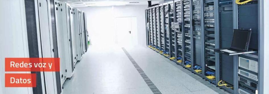 Foto de empresa de instalación de cableado estructurado