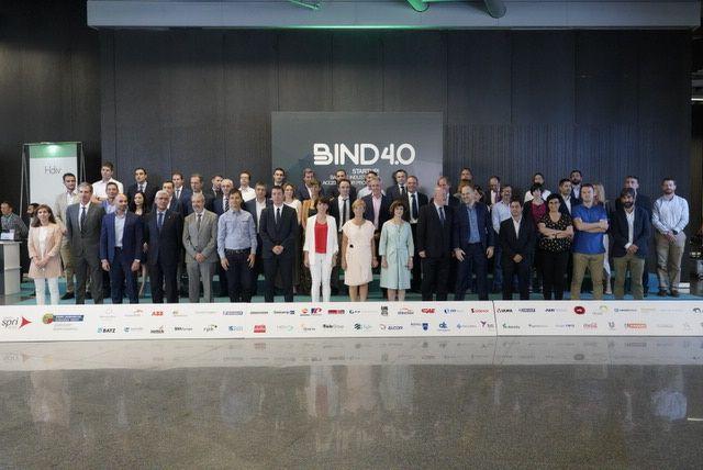 Foto de Compañías partners de BIND 4.0