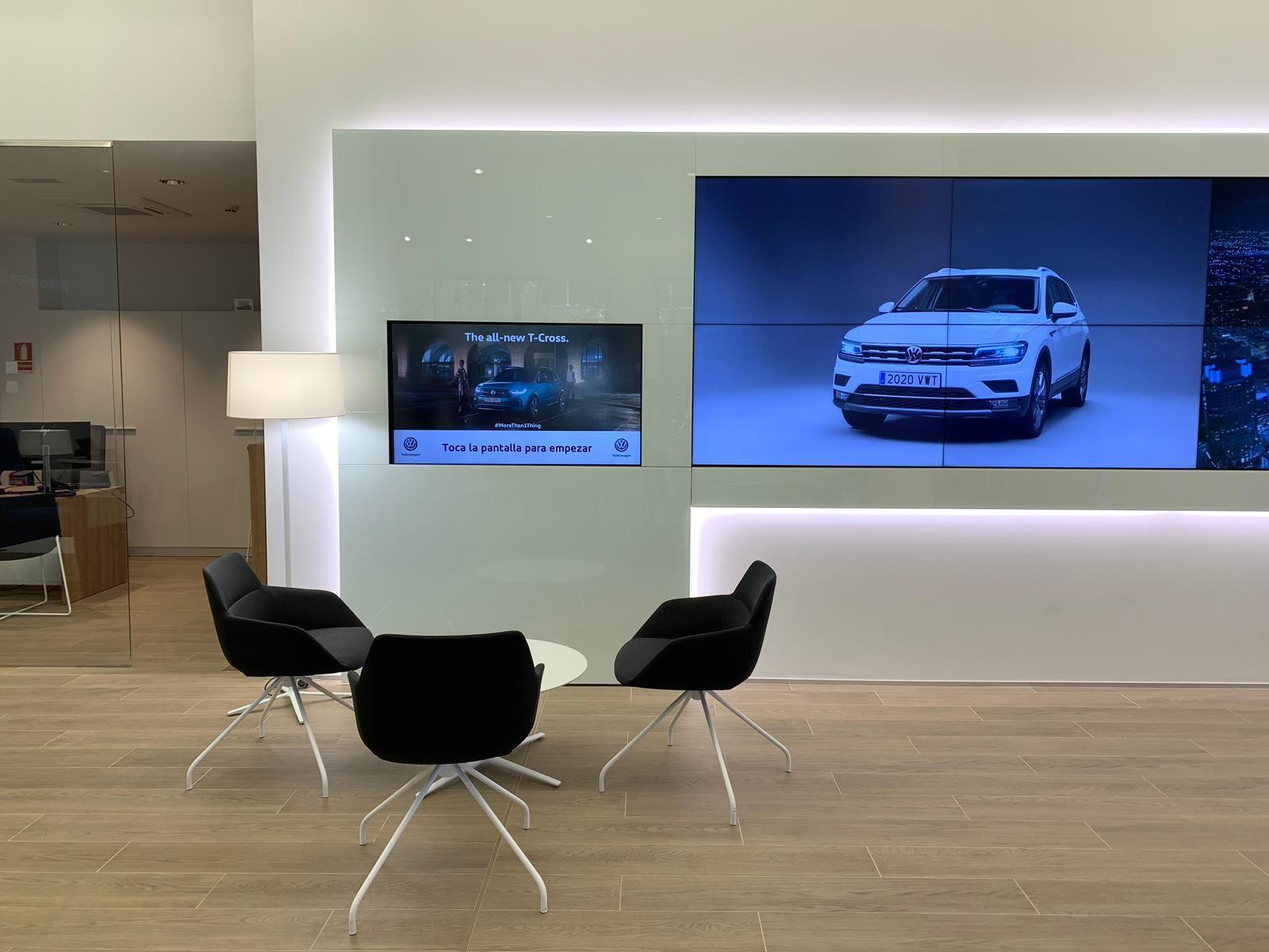 Fotografia Volkswagen abre en Madrid su primer VW City Store con