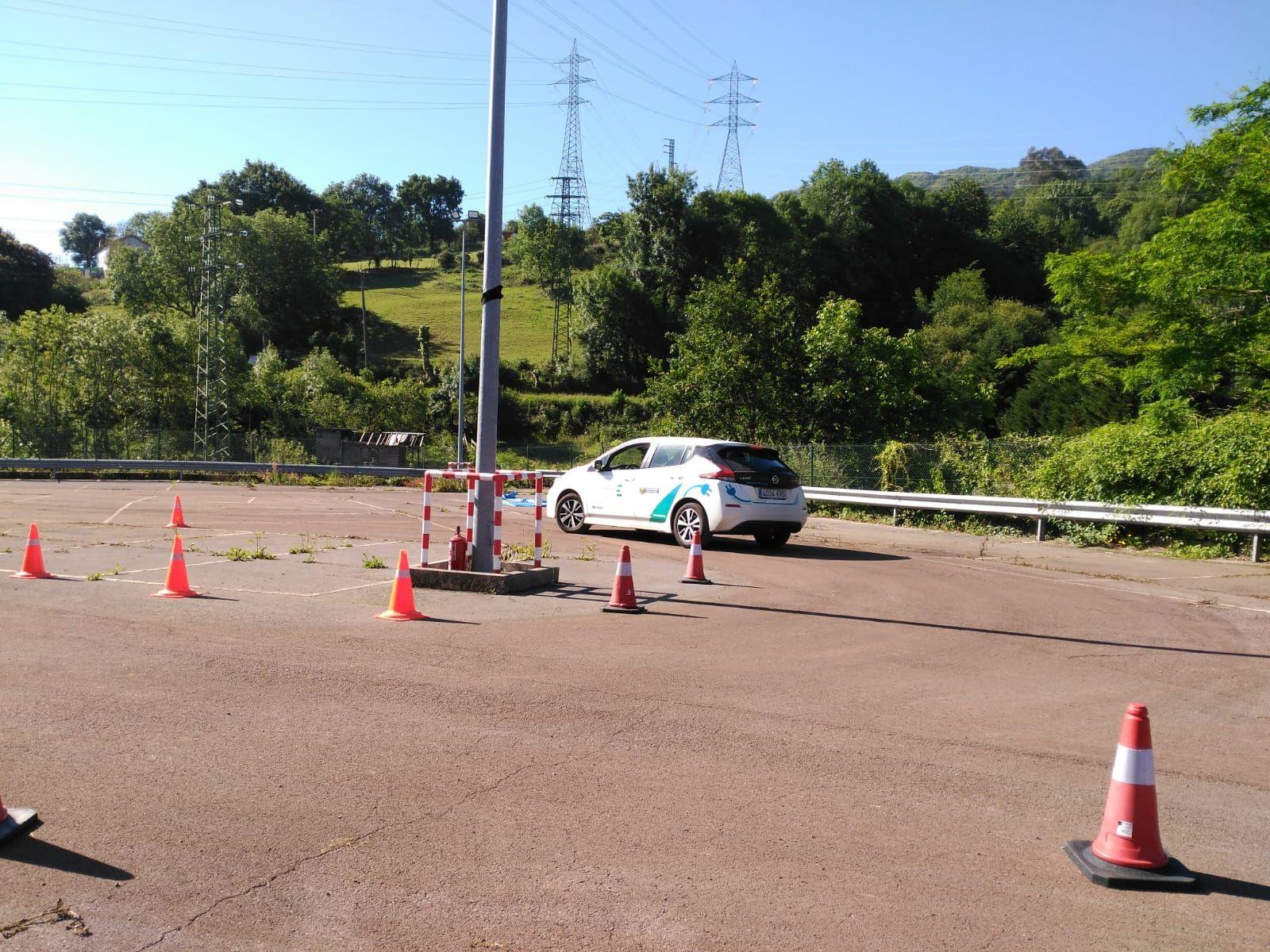Foto de cursos conducción segura