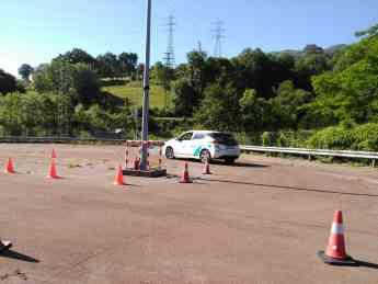 cursos conducción segura