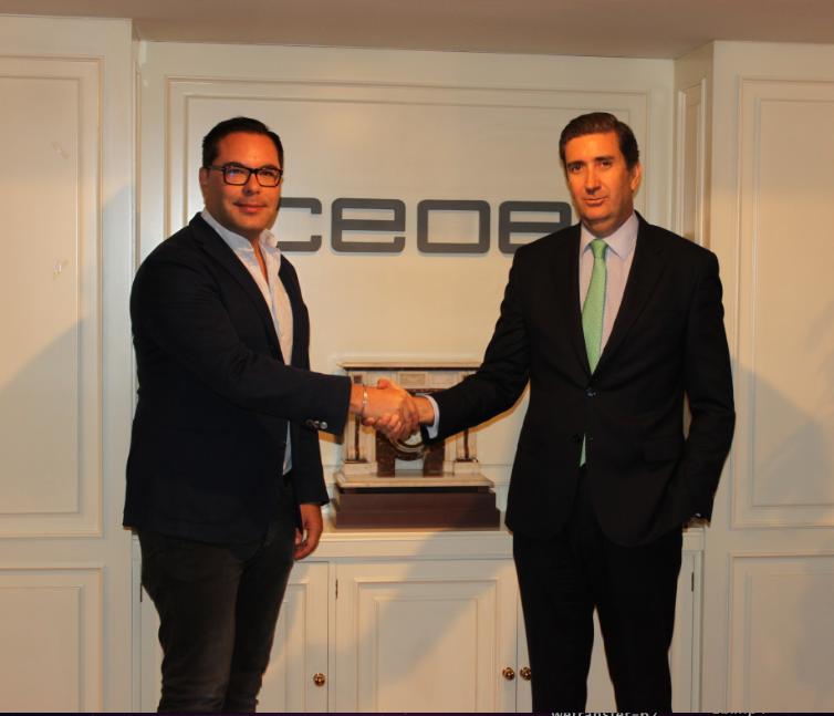 Woonivers se convierte en la primera empresa del sector fintech/traveltech en integrarse en la CEOE