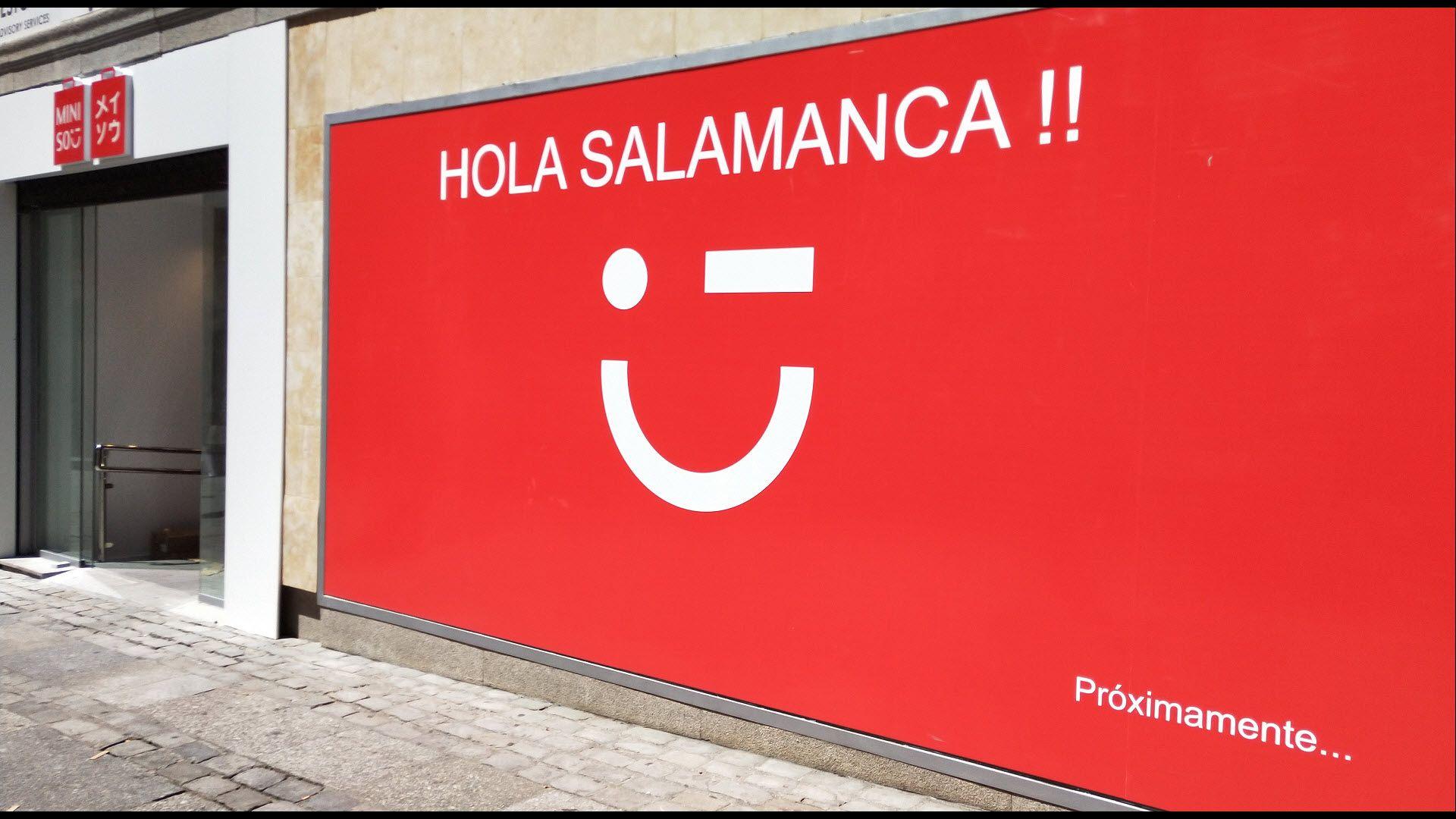 Foto de Miniso Salamanca