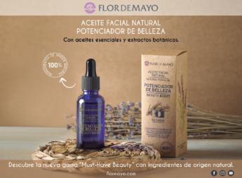 """Flor de Mayo presenta su línea de productos más naturales,  """"Must-Have Beauty"""""""