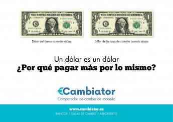 Nace Cambiator.es el primer comparador de cambio de moneda en España