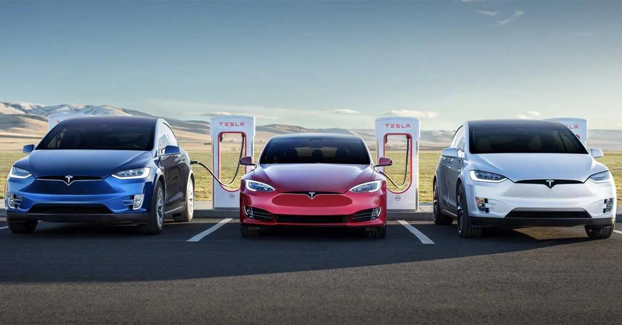 Fotografia Tesla