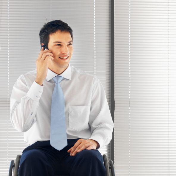 Foto de Informe Tecnología y Discapacidad