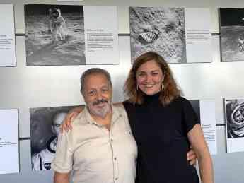 Carlos González y Laura Rocha