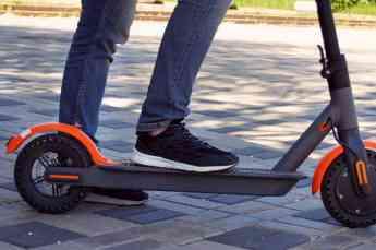 Los patinetes eléctricos a una normativa de llegar a los 100.000 en España