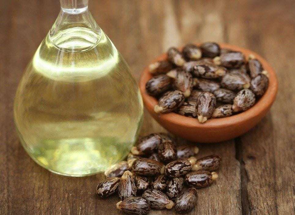 Fotografia Beneficios del aceite de ricino para la piel y el cabello