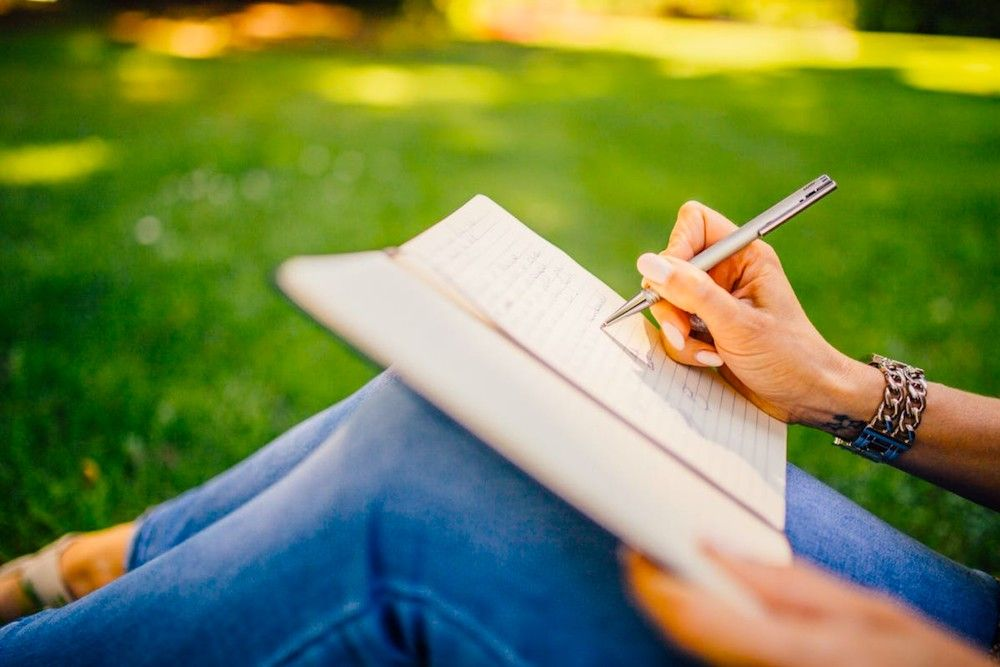 Fotografia Escritura creativa