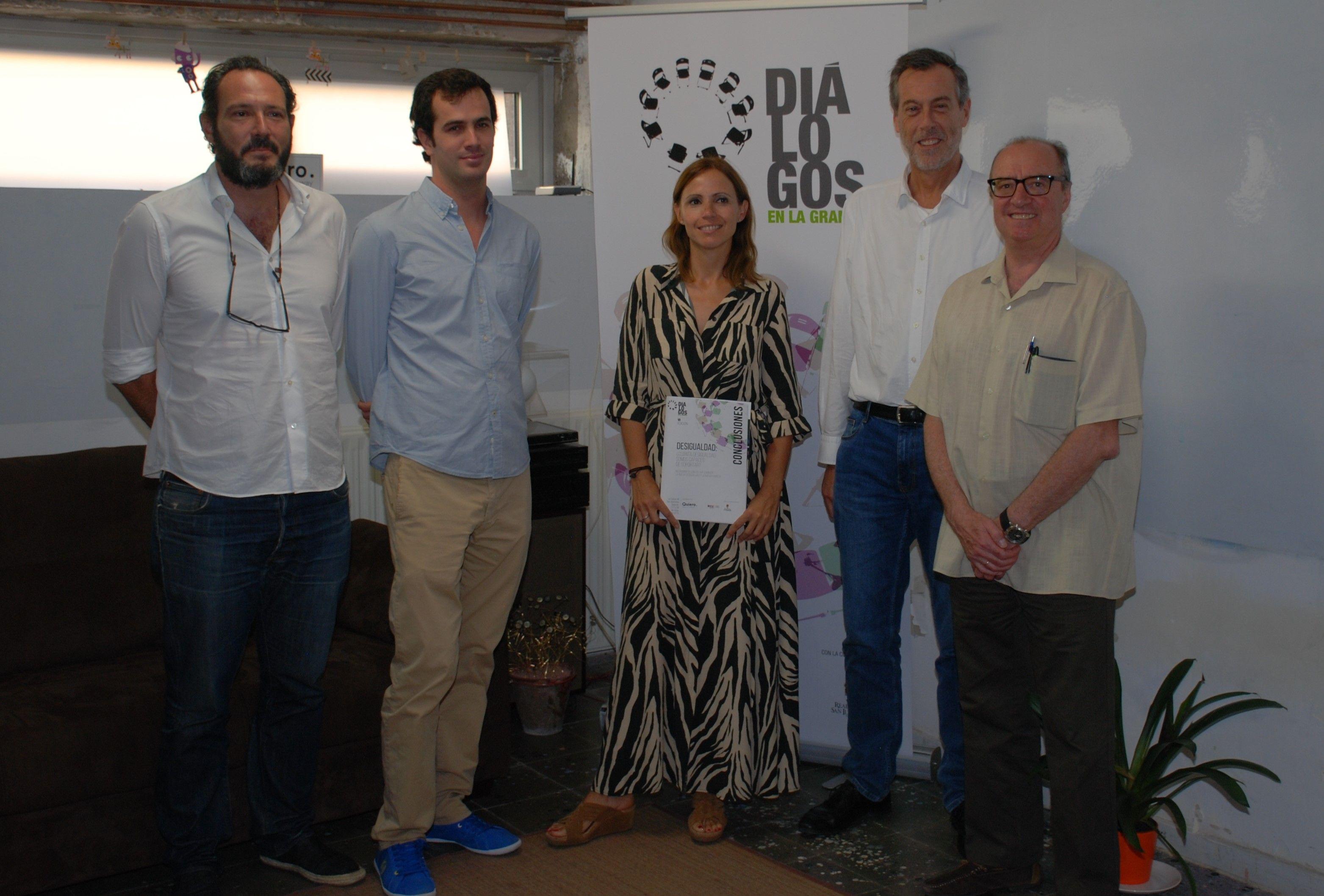 Foto de Presentación VI Diálogos en La Granja