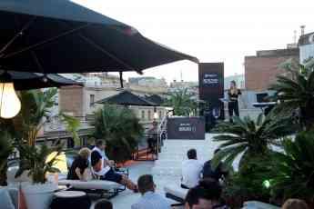 Terraza Hotel Claris Barcelona
