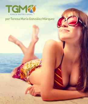 Teresa María González Marquez ofrece 10 maneras de tener el verano más saludable