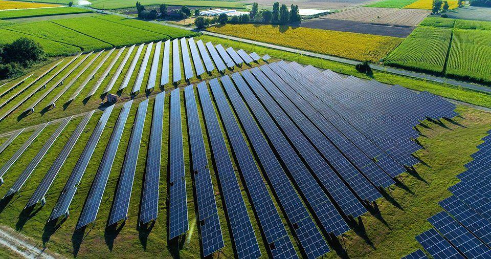 Fotografia Placas solares