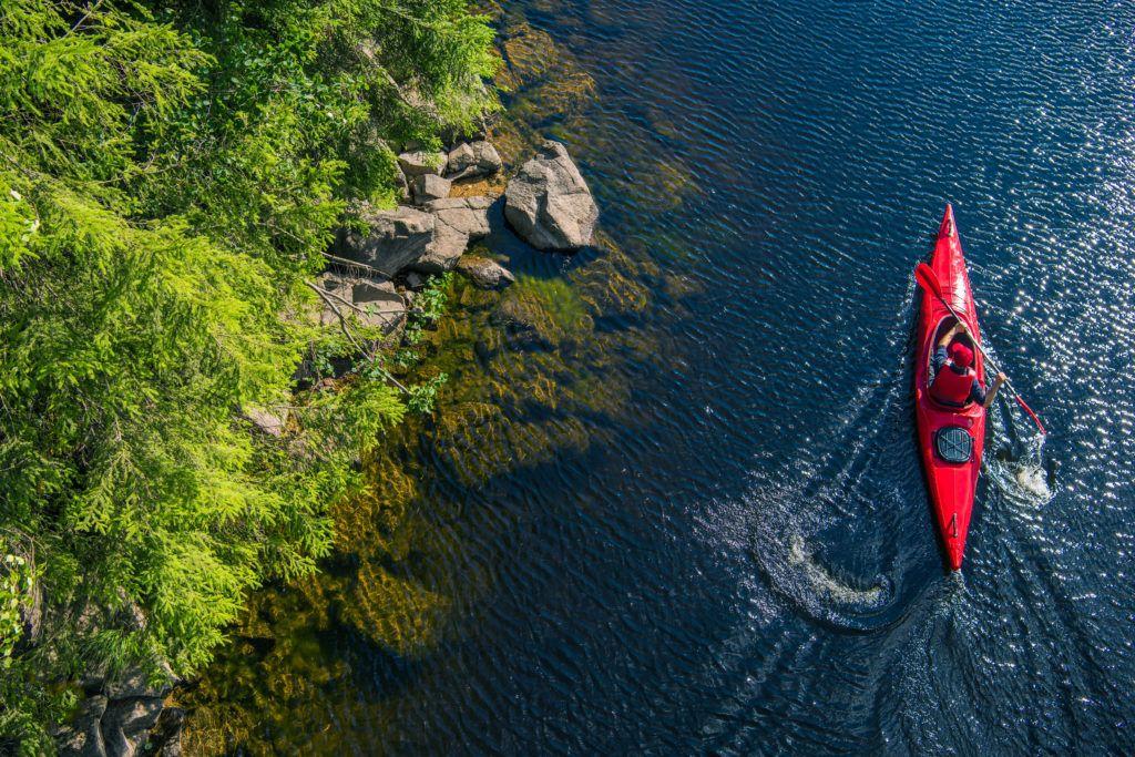 5 lugares para visitar con el kayak en verano recomendados por piraguaykayak.com
