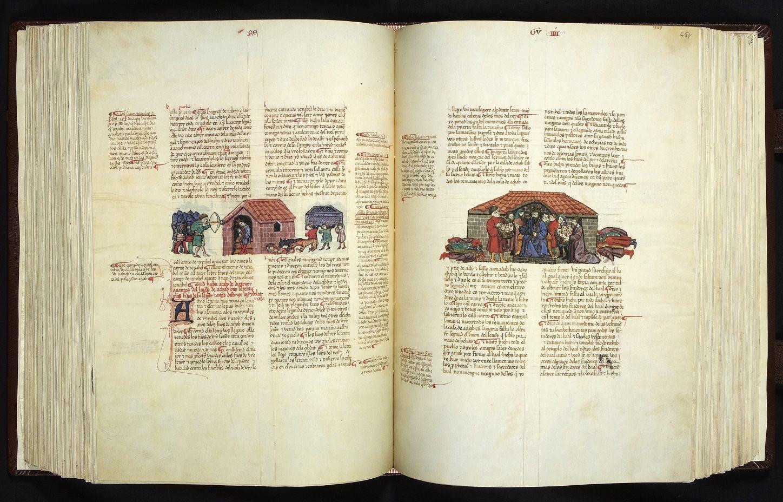 Fotografia Biblia Casa de Alba