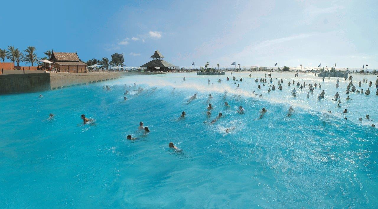 Siam Park: elegido mejor parque acuático del mundo por sexta vez consecutiva