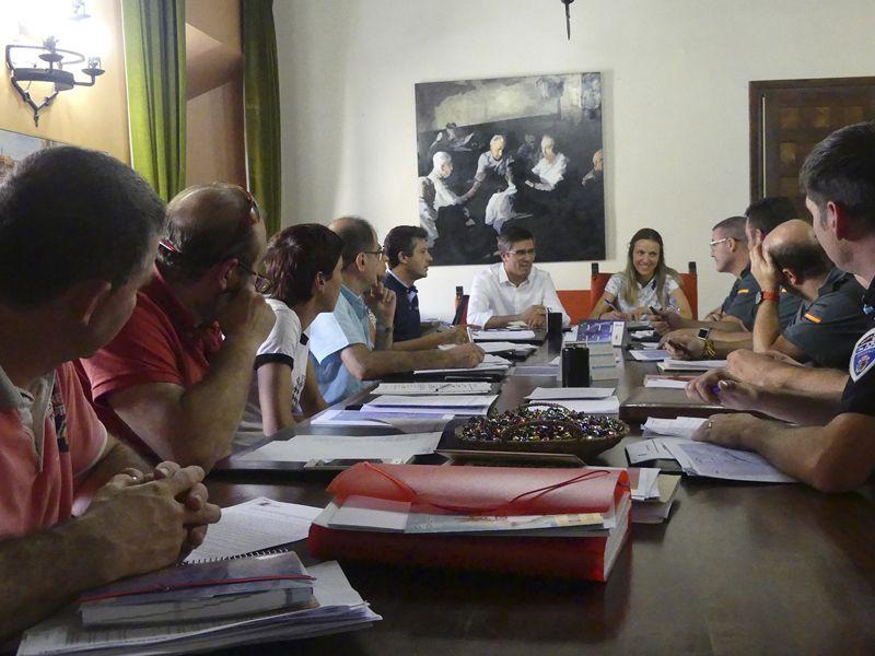 Foto de Junta Seguridad
