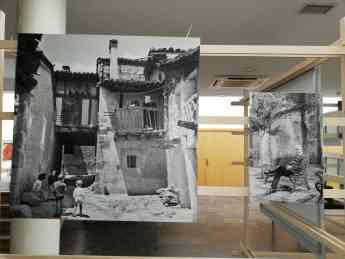Foto de Exposición Carlos Flores y la Arquitectura Popular
