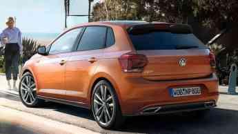 Foto de Volkswagen Polo (vista trasera)