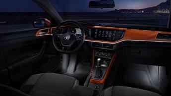 Foto de Volkswagen Polo interior