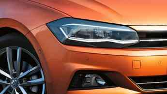 Foto de Volkswagen Polo frontal