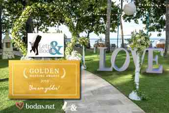 Golden Wedding Awards 2019 de Bodas.Net