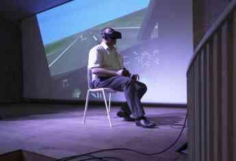 Foto de Virtual Training desarrollado por la firma para clientes del