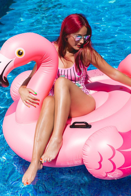 Uso de los flotadores para nadar con seguridad y estilo, por flotador.net