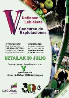 Premio Laboral Kutxa-Lorra