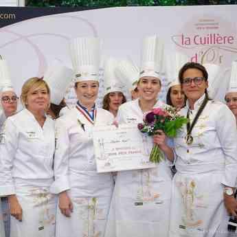 Llega a España el prestigioso concurso francés para chefs femeninas La Cuillère d´Or.