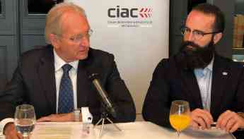 Josep Maria Vall y Josep Nadal, de CIAC