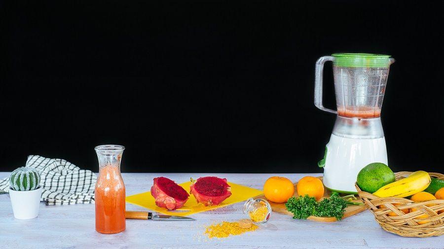 Refrescantes recetas para hacer con una batidora, por batidoras.info
