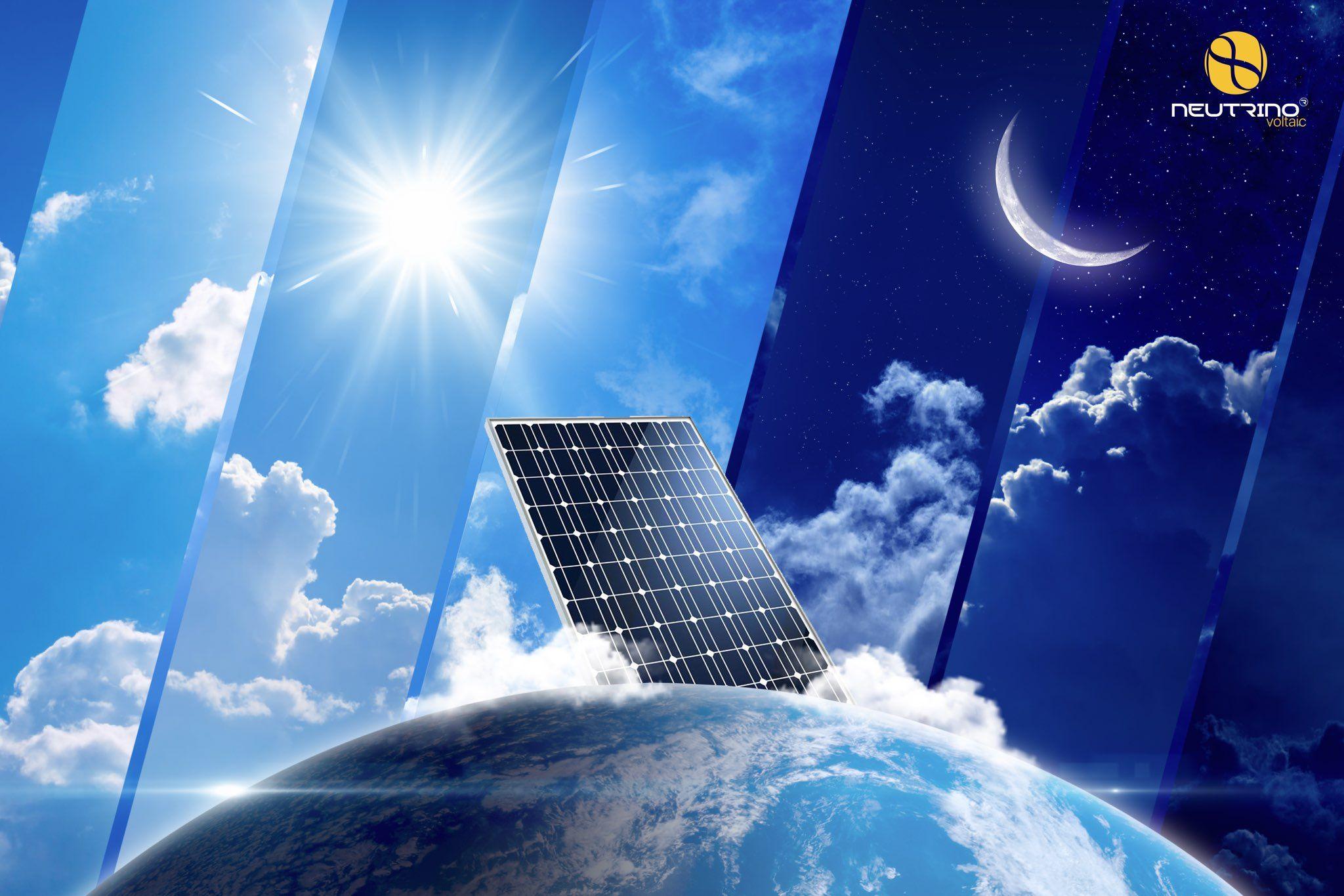 Foto de Neutrino Energy // Neutrinovoltaico