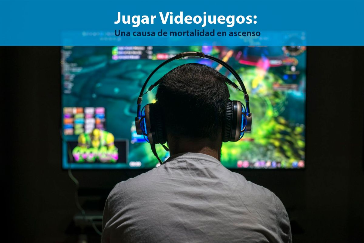 Foto de Jugar Videojuegos: Una causa de Mortalidad en Ascenso
